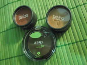 Fard Boho Green et Avril